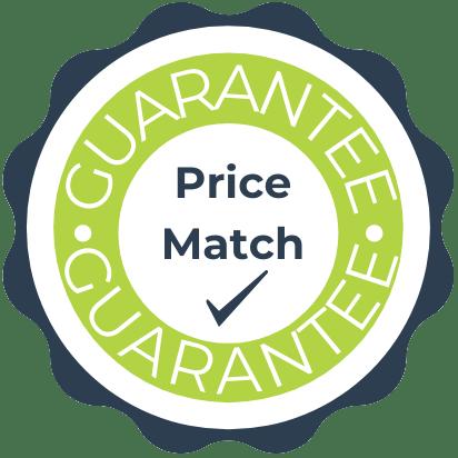Price match Guarentee logo